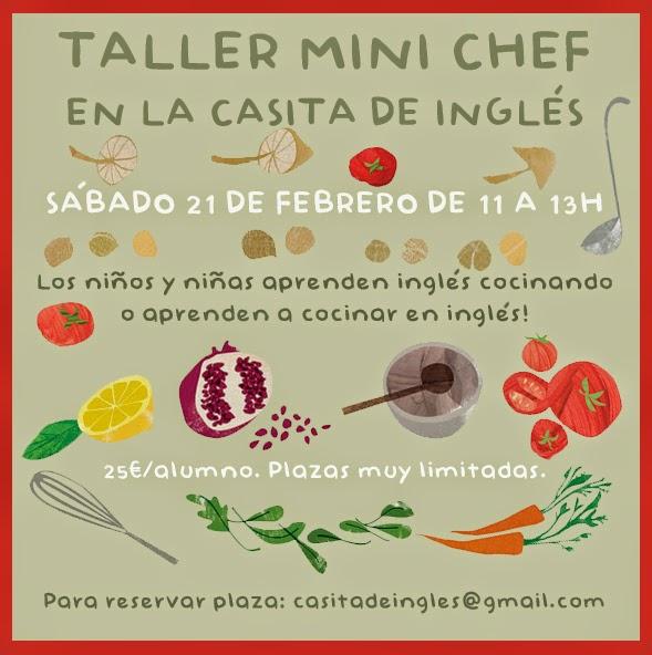 Taller de Mini Chef