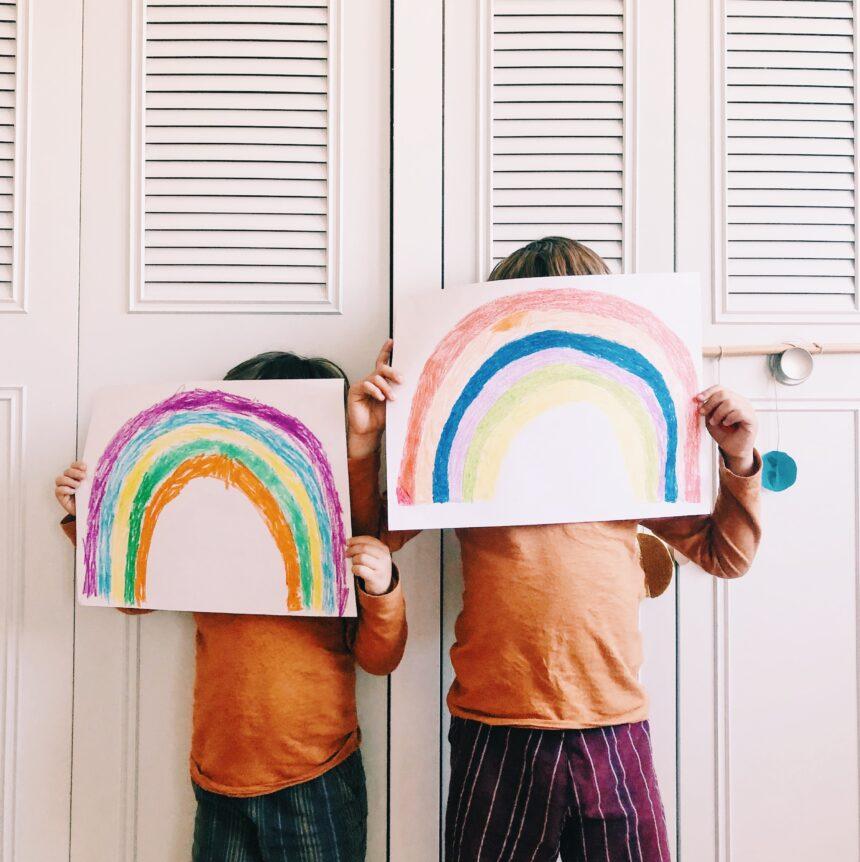 Cuarentena: ideas sencillas para hacer con niños