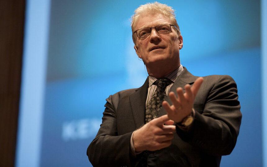 La importancia del arte y la creatividad en la educación por Ken Robinson