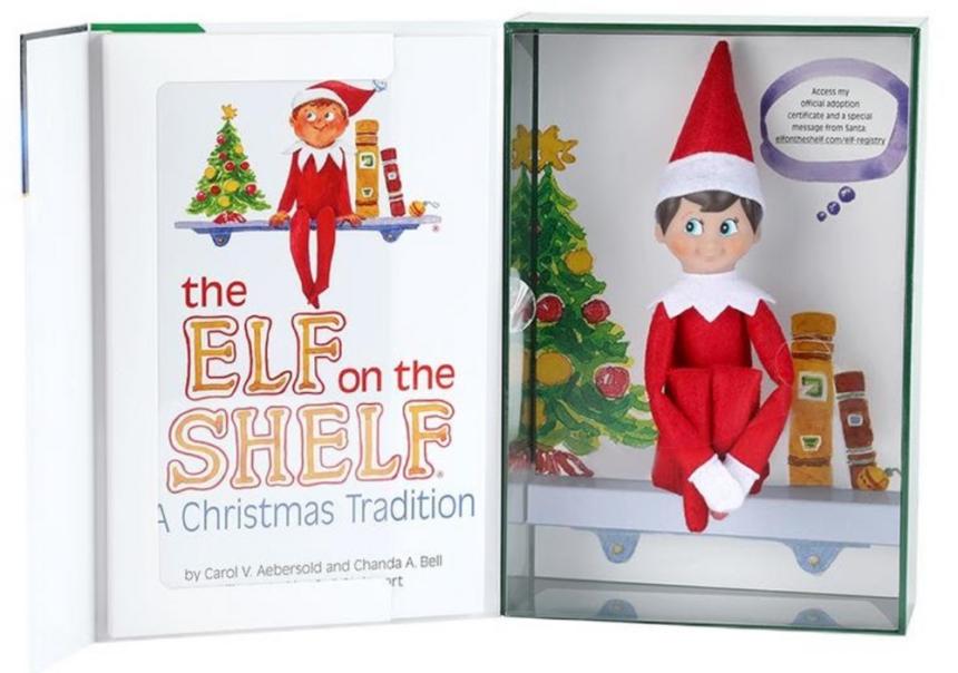 The Elf on the Shelf: una divertida tradición navideña americana