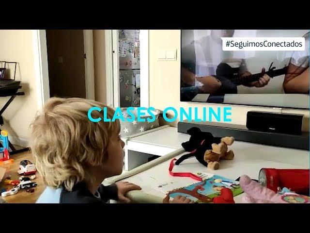 Clases de inglés online para niños y campamento de verano presencial o virtual