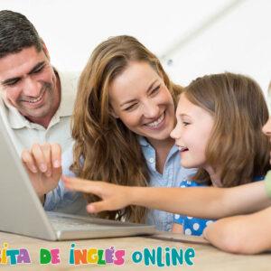 Clases de inglés Online con tus hermanos