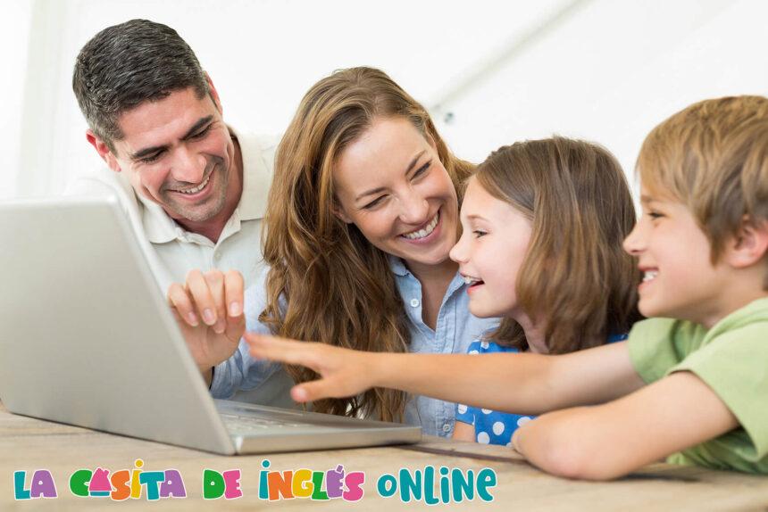 Clases de Inglés en Grupo Online