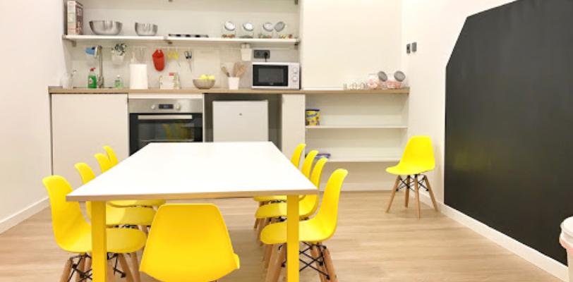 Craft & Cooking Room